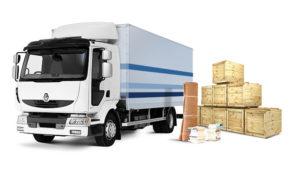 Перевозка грузов и перевозка различных материалов