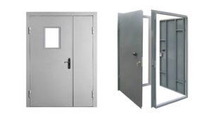 Вывозим металлические двери